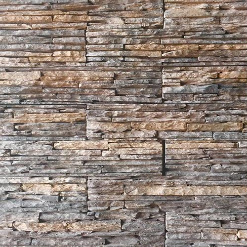 Muros exteriores perfect fase de ejecucin de muro de - Piedra para pared exterior ...